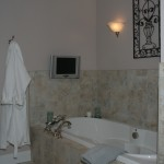 Bathroom tile and faucet renovation in Bucks County, PA