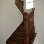 Staircase remodel in Bucks County, PA