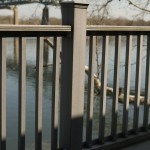 Front Porch Railing Remodel in Montgomery County. PA