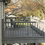 Wood deck renovation services in Montgomery County, PA