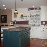 Luxury kitchen renovation in Penndel, PA