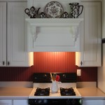 Modern kitchen lighting remodel in Penndel, PA