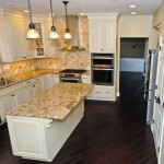 Kitchen cabinet remodel in Bucks County