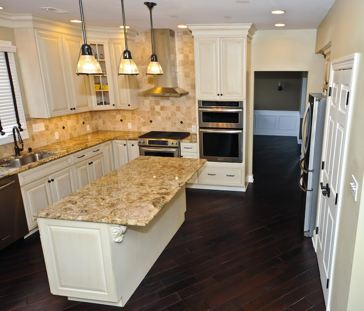 R Kitchen Cabinet Remodel In Bucks County