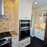 Beautifully renovated kitchen in Bucks County