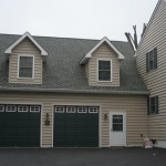 Double Garage Remodel Montgomery County. PA